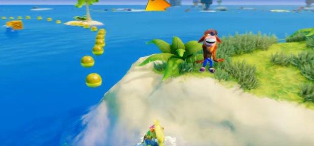 Crash Bandicoot N.Sane Trilogy: Alle Fake Crashs - Fundorte der Easter Eggs
