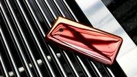 HTC U11 in Solar Red: Sorry Apple, aber das ist jetzt das schönste rote Smartphone