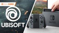 Ubisoft: Bald mehr Spiele für Nintendo Switch