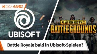 Ubisoft: PUBG-Elemente bald in künftigen Spielen?