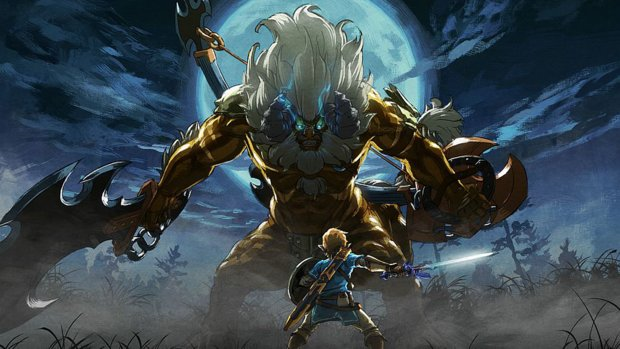 Zelda - Breath of the Wild: Speedrunner jagen DLC-Rekord