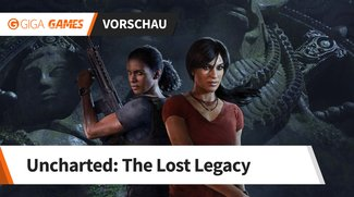 The Lost Legacy: Uncharted ohne Nathan Drake? Kein Problem!