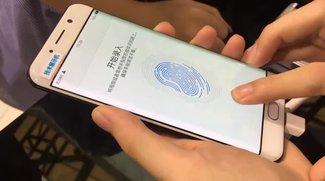 Fingerabdrucksensor im Display: Video zeigt Schwächen der neuen Technologie