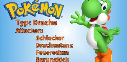 Was wäre, wenn diese Nintendo-Charaktere Pokémon wären?