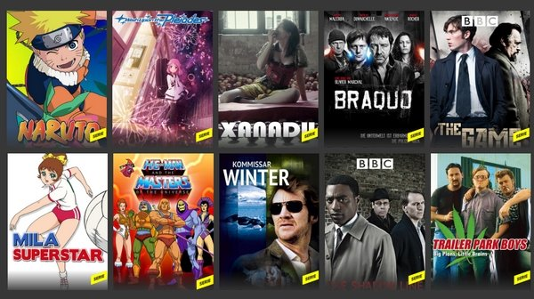 Watchbox kostenlos Streaming RTL Interactive