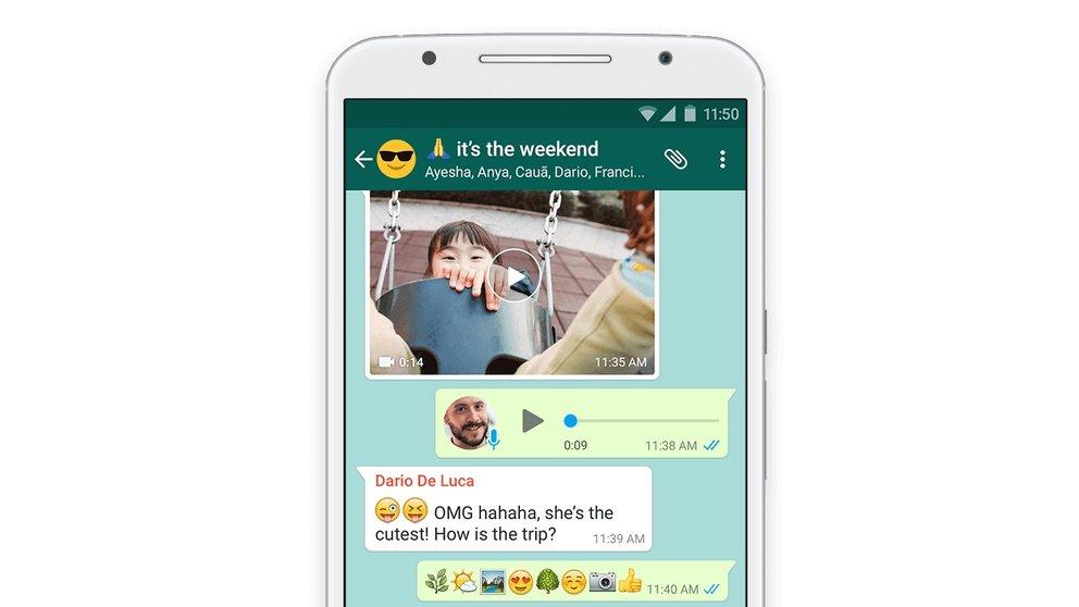 Whatsapp: Kann man gesendete Nachrichten löschen?