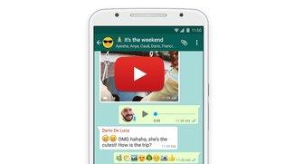 WhatsApp bekommt geniale YouTube-Funktion