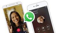 Telefonieren über WhatsApp wird bald noch besser