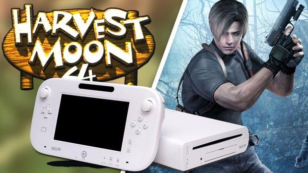 Es kommen viele Neuauflagen... für die Wii U?!