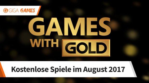 Xbox Games with Gold: Auf diese kostenlosen Spiele darfst du dich im August freuen