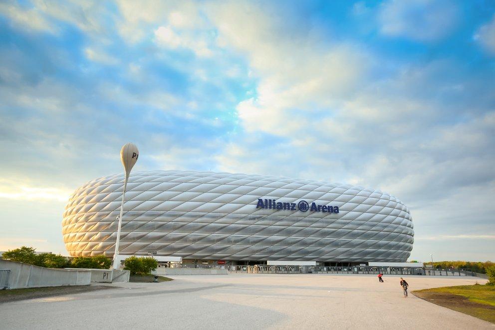Am 6. Spieltag zeigt Eurosport das Bayern Spiel gegen Wolfsburg