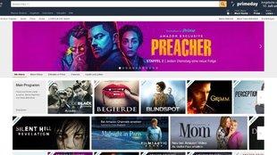 Amazon Prime Streamen