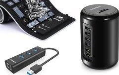 Blitzangebote: iPhone-Dock, externer Akku, USB-Hub im Mac-Pro-Design u.v.m. günstiger