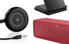 Blitzangebote: Bluetooth-Lautsprecher, Transmitter, Qi-Ladegerät u.v.m. günstiger