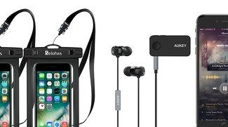 Blitzangebote: Kfz-Ladegerät, Smartphone-Wasserschutz, Bluetooth-Empfänger und mehr günstiger