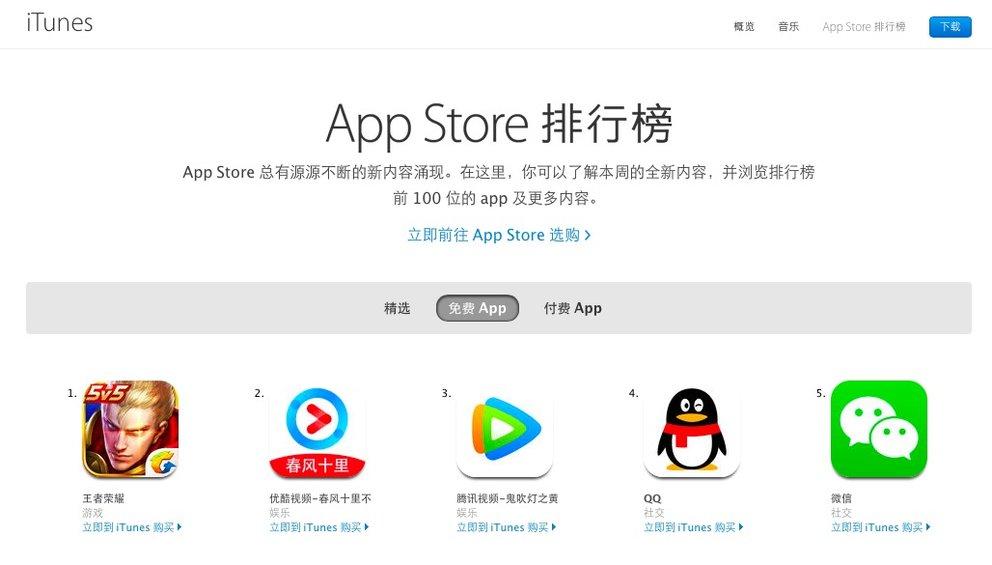 Staatliche Zensur in China: Apple entfernt VPN-Apps
