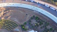 Apple Park: Neue Luftaufnahmen trotz Apples Anti-Drohnen-Maßnahmen