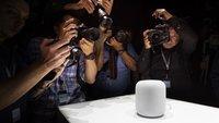 Apple HomePod: Spannende Details zur Funktionsweise durchgesickert