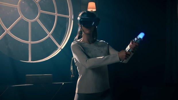 Star Wars: Dieses AR-Headset macht dich zum Jedi