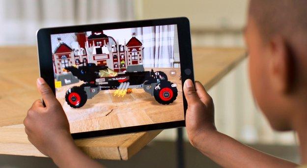 Apples AR-Plattform ARKit erkennt keine Wände