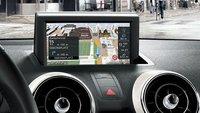 Audi: Navi-Update durchführen – so geht's