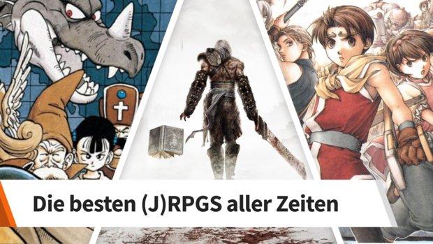 Famitsu-Leser: Das sind die 10 besten (J)RPGs aller Zeiten