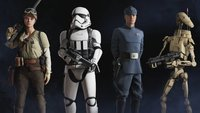 Star Wars Battlefront 2: Alle Klassen für den Mehrspielermodus