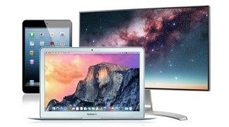 Blitzdeals & CyberSale: MacBook Air 220 Euro unter Apple-Preis + iPad mini, LG Display und mehr günstiger