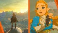 Zelda - Breath of the Wild: Clip zeigt den zweiten DLC und bringt dir Zelda näher
