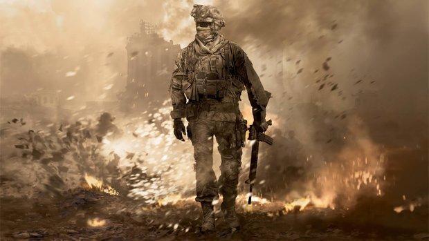 Call of Duty: Spieler feuert mit echtem Maschinengewehr in die Nachbarwohnung