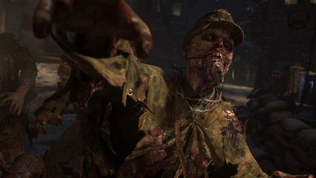 Call of Duty - WW2: Nazi Zombies offiziell enthüllt
