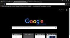 Chrome: Dark Theme aktivieren