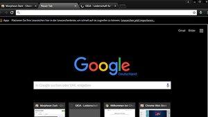 Chrome: Dark Theme aktivieren – so geht's