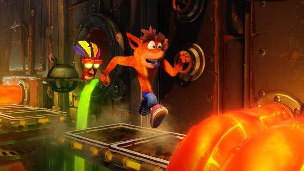 Crash Bandicoot N. Sane Trilogy: Verschollenes Level als DLC veröffentlicht