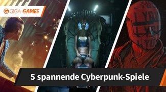 5 kommende Cyberpunk-Spiele, die du nicht verpassen solltest