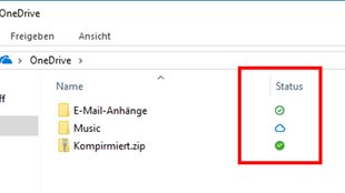 "Windows 10: Files-On-Demand in OneDrive aktivieren & deaktivieren (""Dateien bei Bedarf"")"