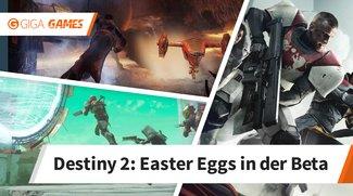 Destiny 2: Diese Geheimnisse sind in der Beta versteckt