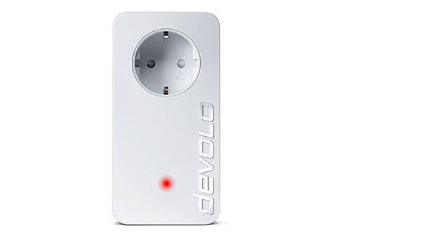 Devolo-Adapter blinkt rot – daran liegt's