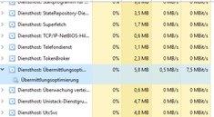 """Windows 10: """"Diensthost Übermittlungsoptimierung"""" deaktivieren (Internet ausgelastet)"""