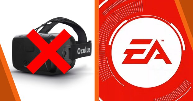 So denkt Electronic Arts über Virtual Reality