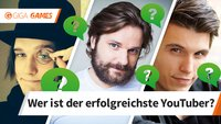 Gaming auf YouTube: Das sind die 15 erfolgreichsten YouTuber in Deutschland