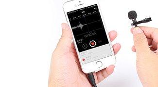 Externes Mikrofon mit Smartphone nutzen – so gehts