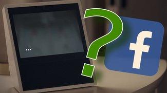 Facebook: Gerüchte um smarten Lautsprecher – kommt der Echo-Konkurrent?