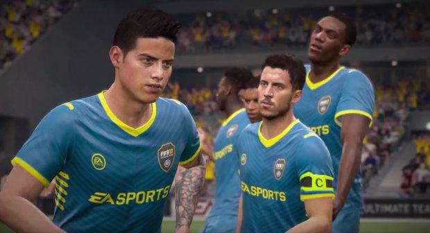 FIFA 17: Sommertransfers mit neuen FUT-Karten