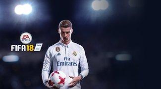 FIFA 18: Erstes Update bringt die Fans auf die Palme