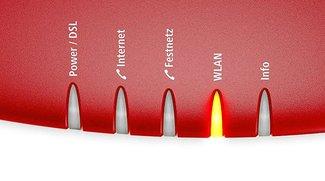 Fritzbox: WLAN-LED blinkt – daran liegt's