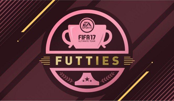 FIFA 17 Futties