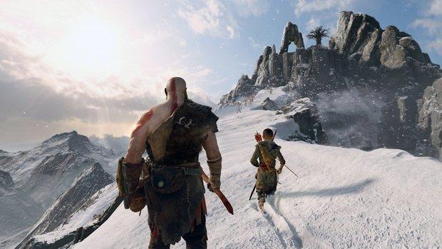 God of War: Spiel könnte Start einer neuen Reihe werden