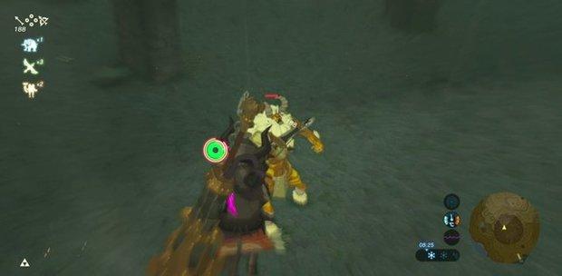 Zelda - Breath of the Wild: Goldene Leunen finden und besiegen (inkl. Video)