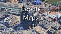 google maps das beste kartenwerk der welt f r android. Black Bedroom Furniture Sets. Home Design Ideas
